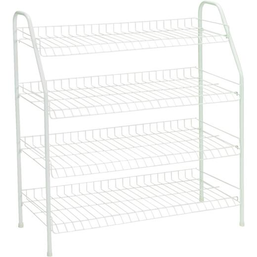 ClosetMaid 4-Tier Freestanding Shoe Rack