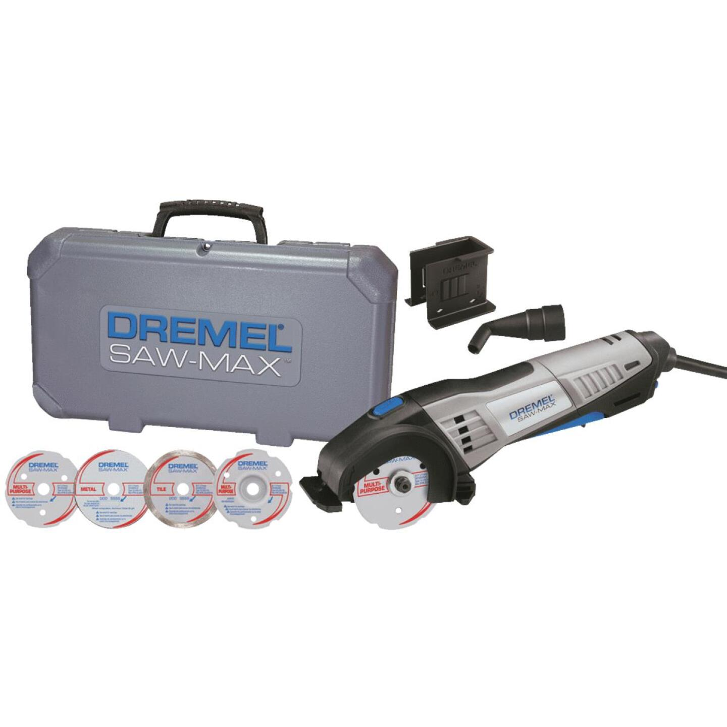 Dremel Saw-Max 3 In. 6-Amp Circular Saw Kit Image 1