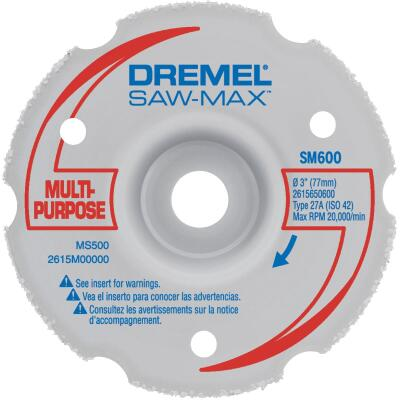 Dremel Saw-Max Flush Cut-Off Wheel