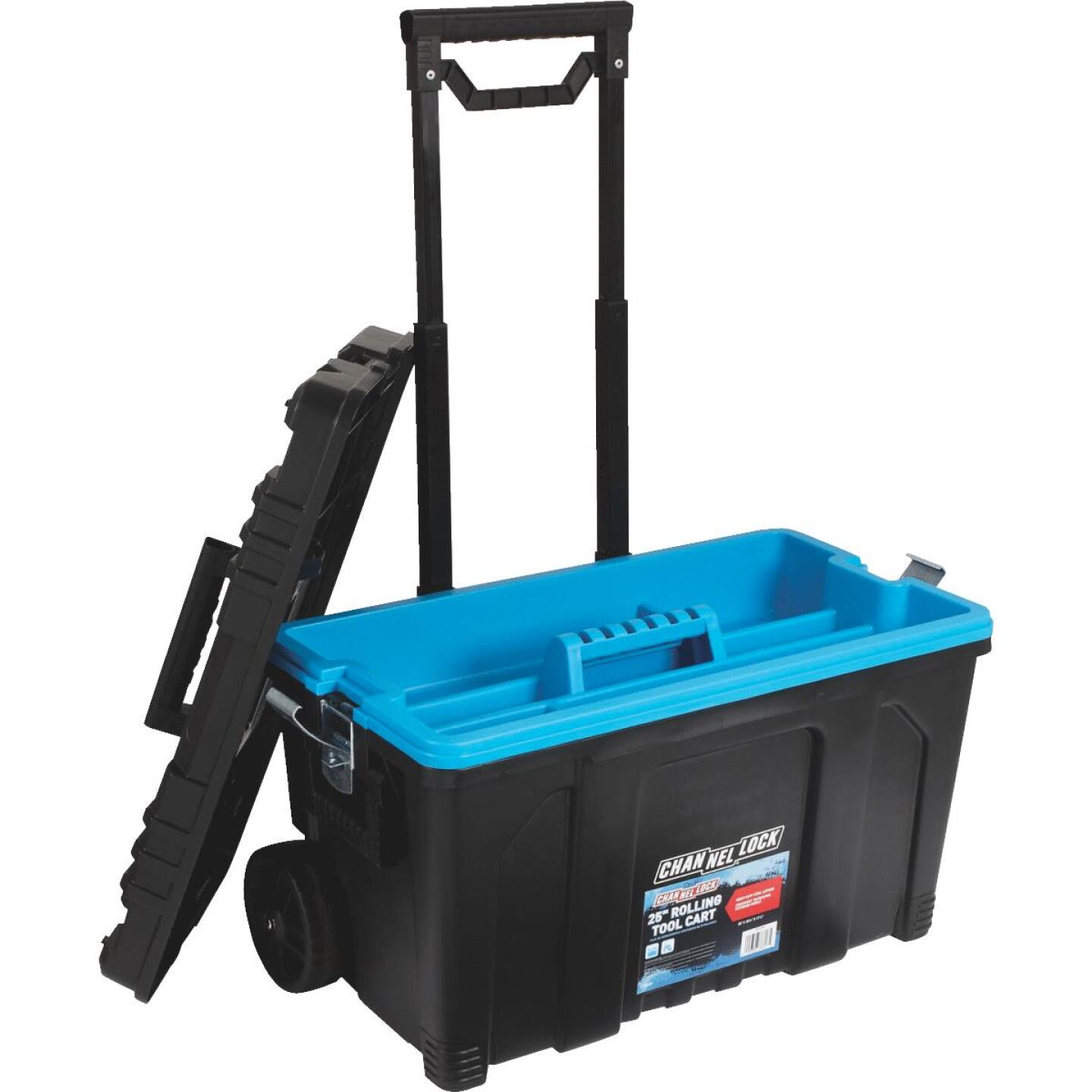Channellock 25 In. Rolling Toolbox Image 4