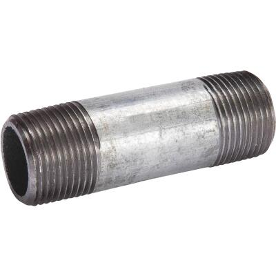 Southland 1/8 In. x 4-1/2 In. Welded Steel Galvanized Nipple