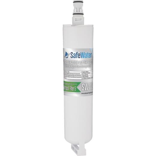 Safe Water W2 Whirlpool Icemaker & Refrigerator Water Filter Cartridge