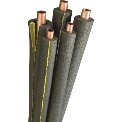 Tundra 3/8 In. Wall Self-Sealing Polyethylene Pipe Insulation Wrap, 1-1/2 In. x 6 Ft.