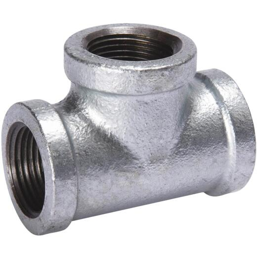 Southland 1/2 In. Malleable Iron Galvanized Tee