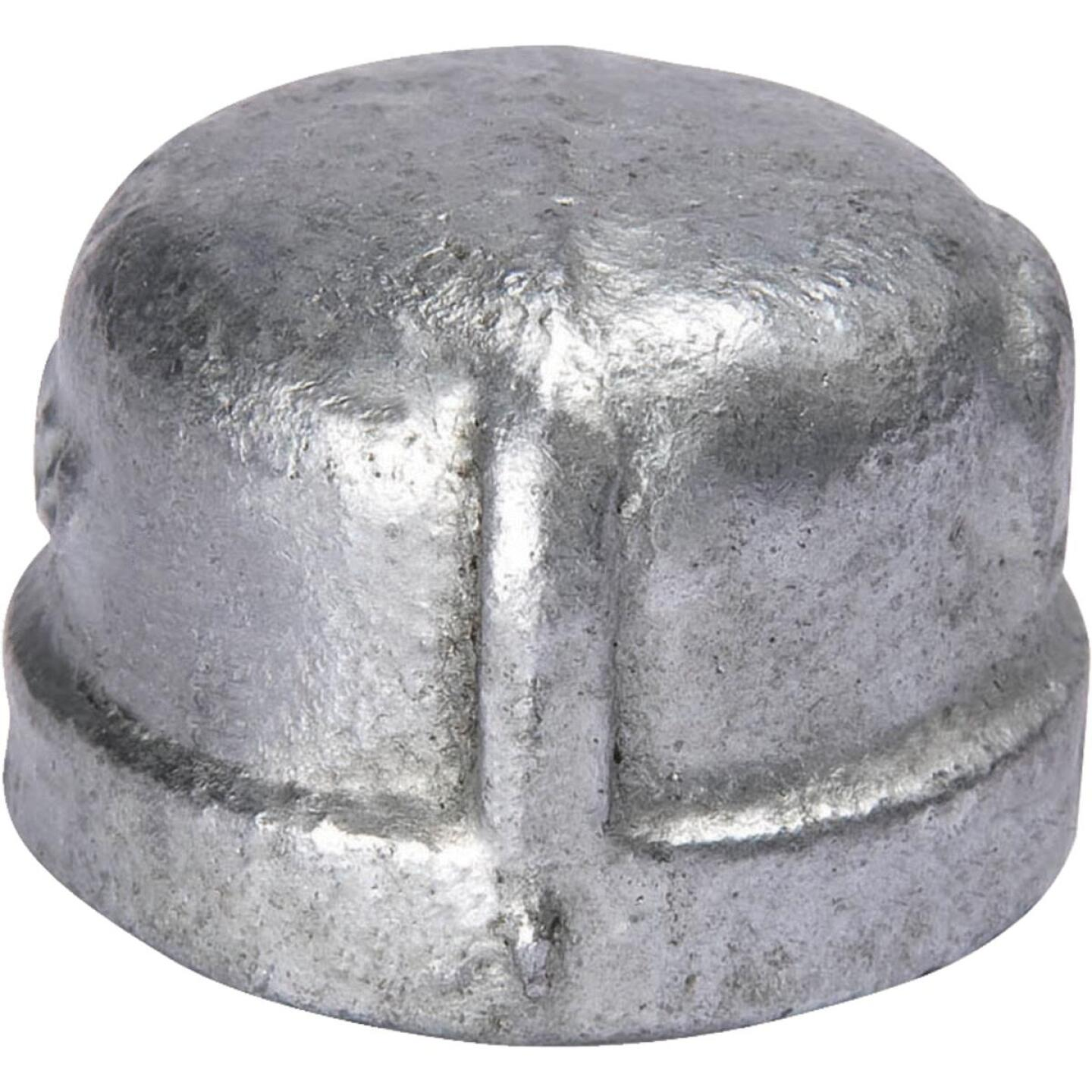 Southland 1/4 In. Malleable Iron Galvanized Cap Image 1