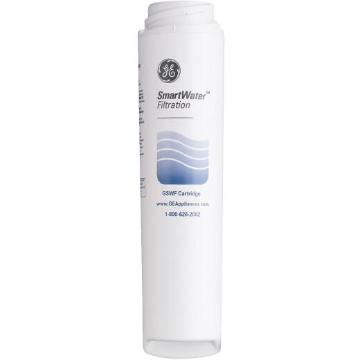 GE GSWFDS Icemaker & Refrigerator Water Filter Cartridge