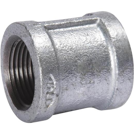 Southland 3/4 In. x 3/4 In. FPT Galvanized Coupling