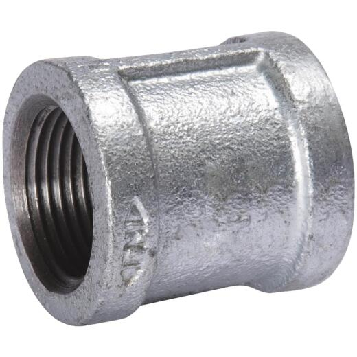 Southland 1-1/2 In. x 1-1/2 In. FPT Galvanized Coupling