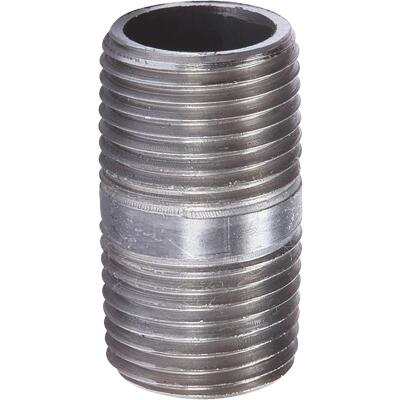 Southland 2 In. x Close Welded Steel Galvanized Nipple