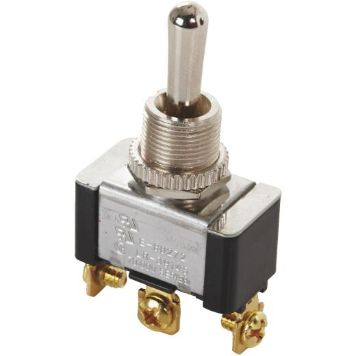 Gardner Bender Heavy-Duty SPDT Screw Double Throw Toggle Switch