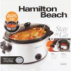 Hamilton Beach Stay or Go 6 Qt. Stainless Steel Slow Cooker Image 6