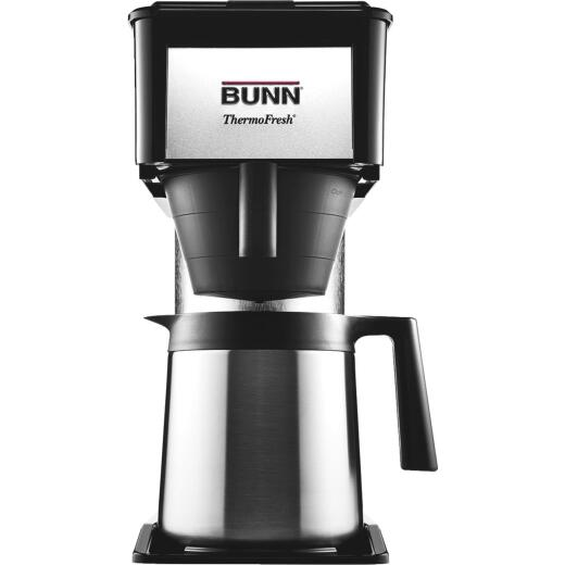 Bunn Velocity Brew BT Black 10 Cup Thermal Carafe Coffee Brewer