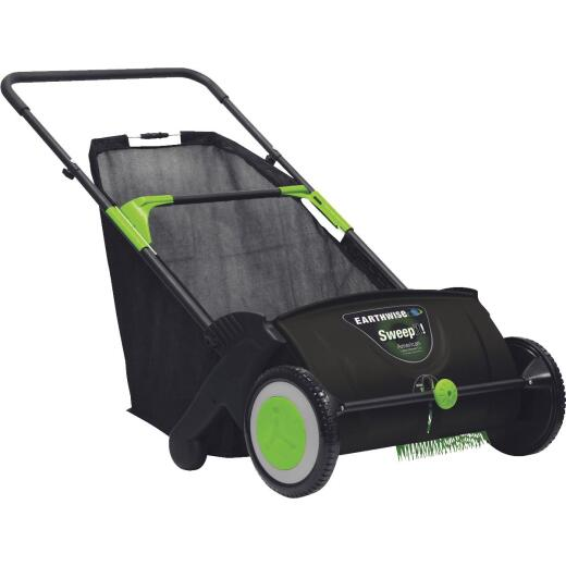 Earthwise Sweepit Lawn Sweeper