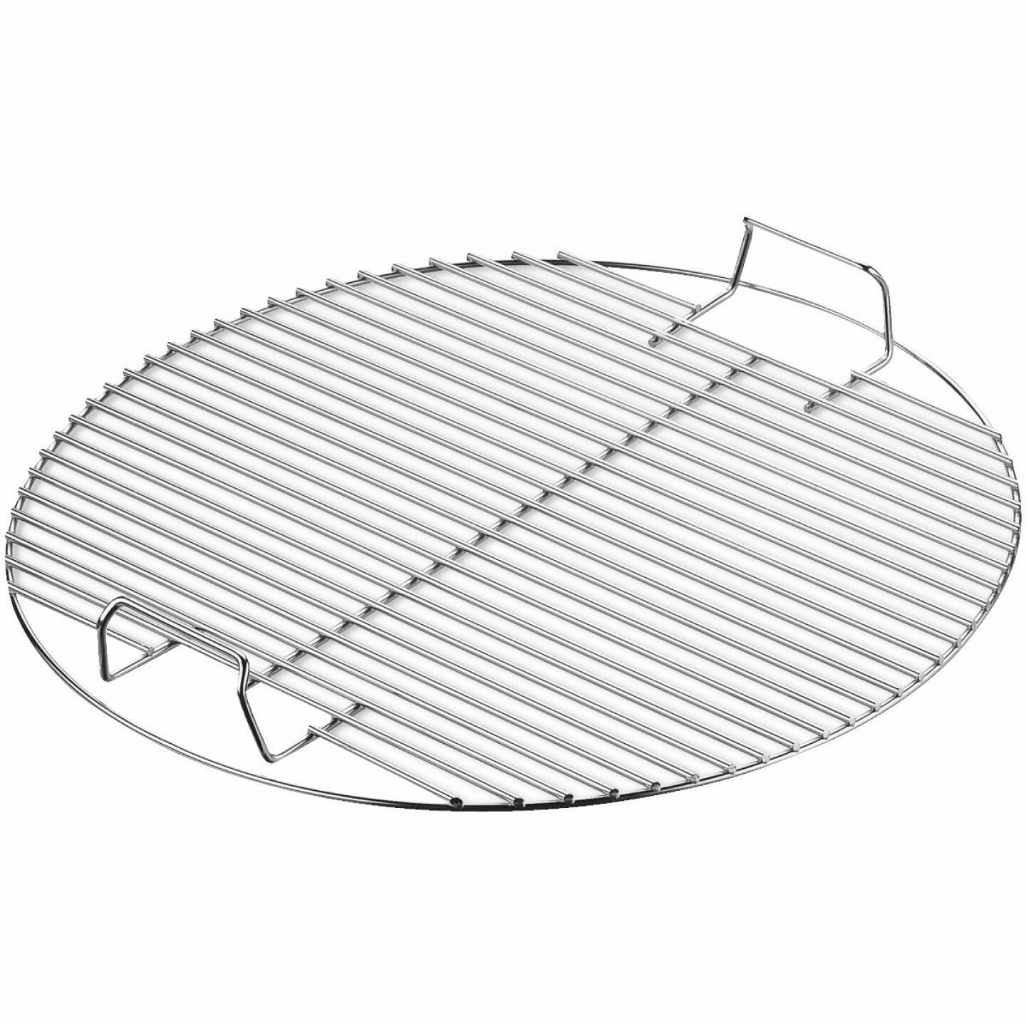 Weber 18.5 In. Dia. Plated-Steel Kettle Grill Grate Image 1