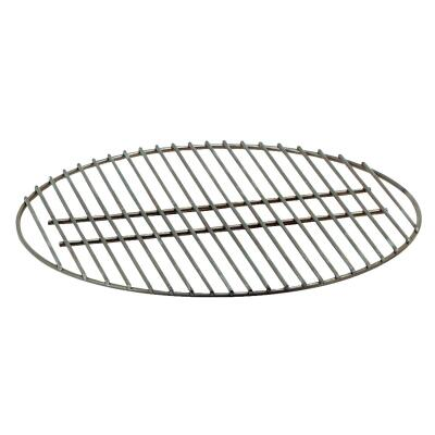 Weber 17 In. Dia. Plated Heavy Steel Cooker Grill Grate