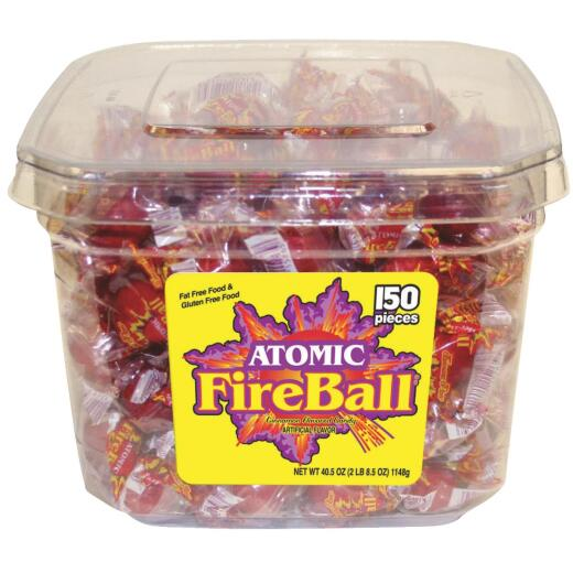 Sathers 0.3 Oz. Atomic Fireball Individually Wrapped (150-Count)