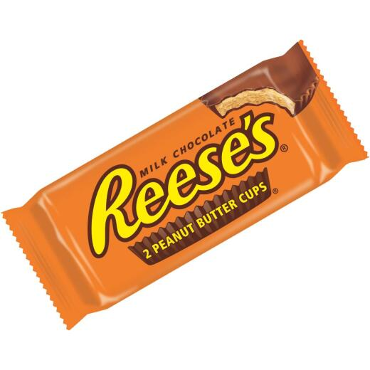 Reese's 1.6 Oz. Chocolate & Peanut Butter Candy Bar